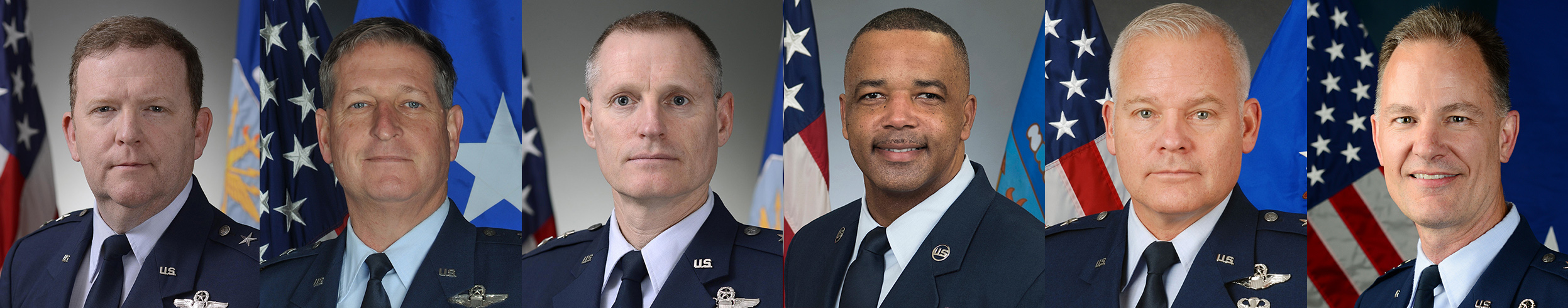 Air Force Reserve Command Leadership