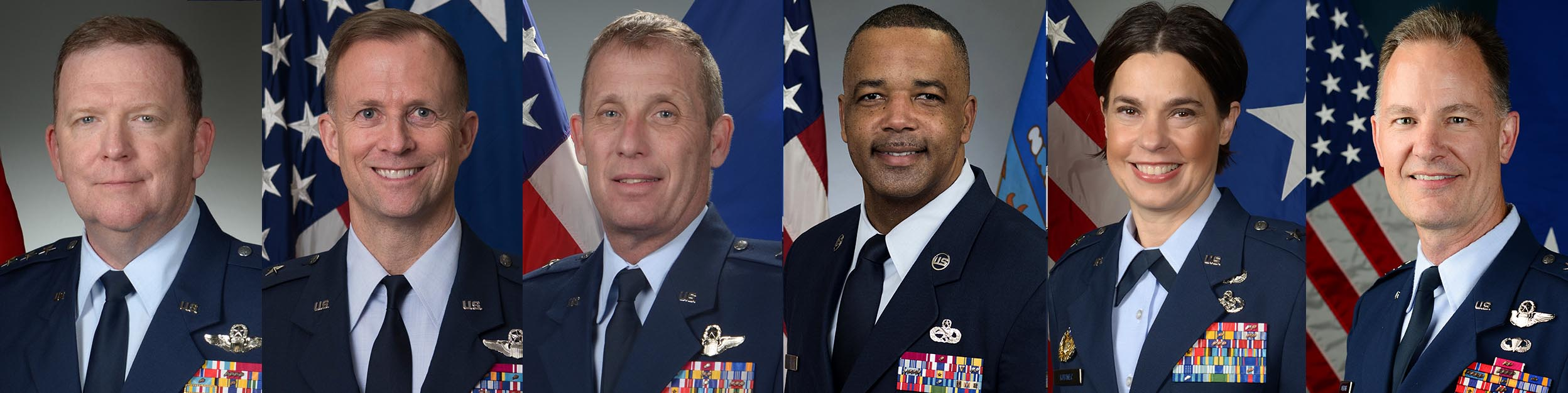 Air Force Reserve Command Senior Leadership