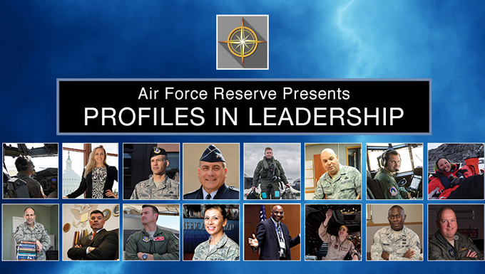 The Office of the Air Force Reserve unveiled 16 portraits of Air Force Reserve leaders in the Profiles in Leadership display here last week. The display celebrates and honors Citizen Airmen's contributions in serving the nation.