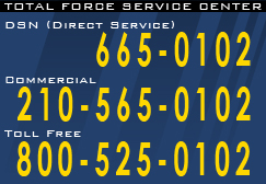 Total Force Service Center