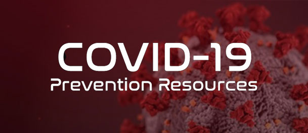 COVID19 Prevention Resources