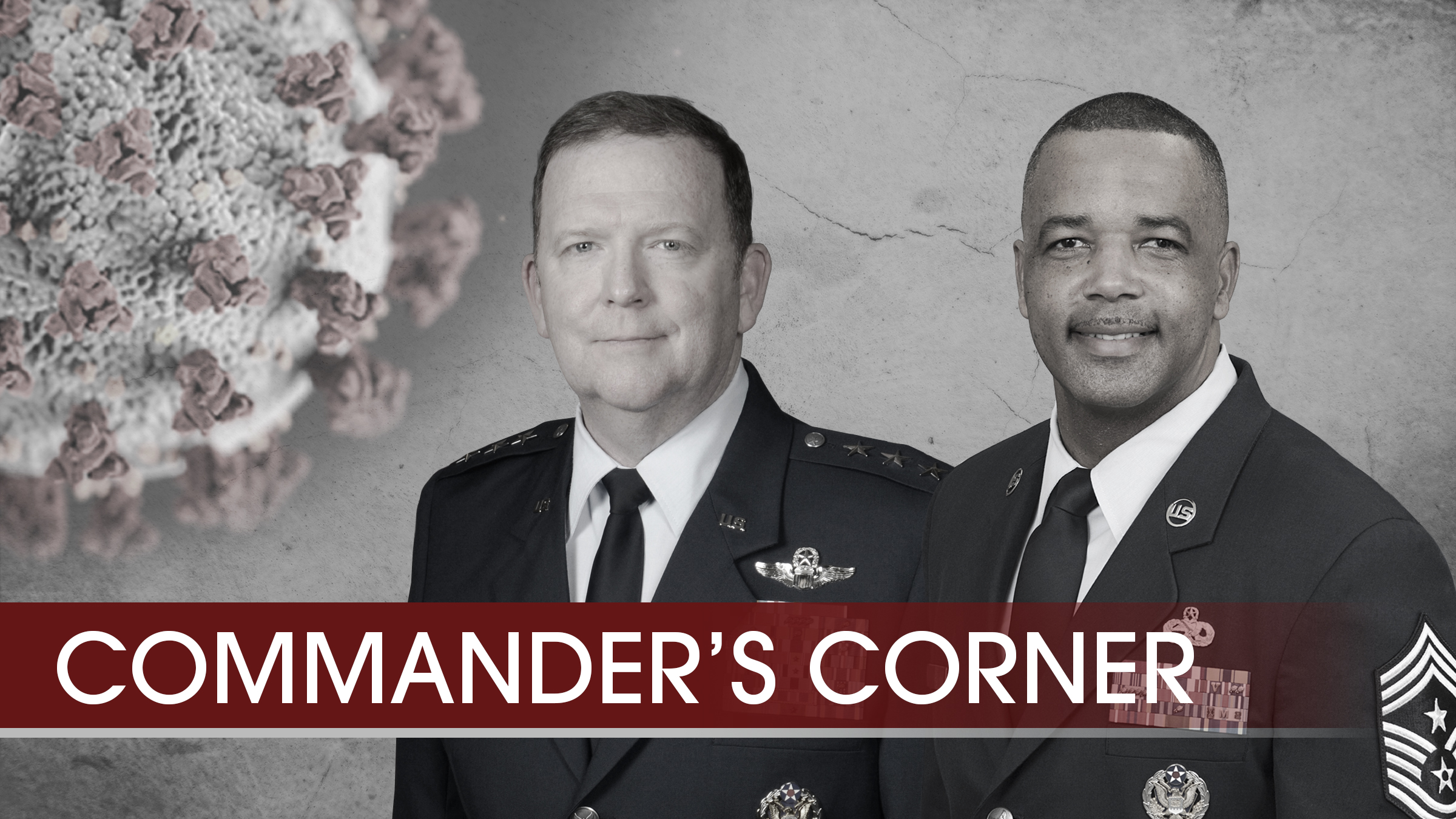 Commander's Corner Graphic