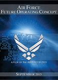 Air Force operating concept cover which links to the document
