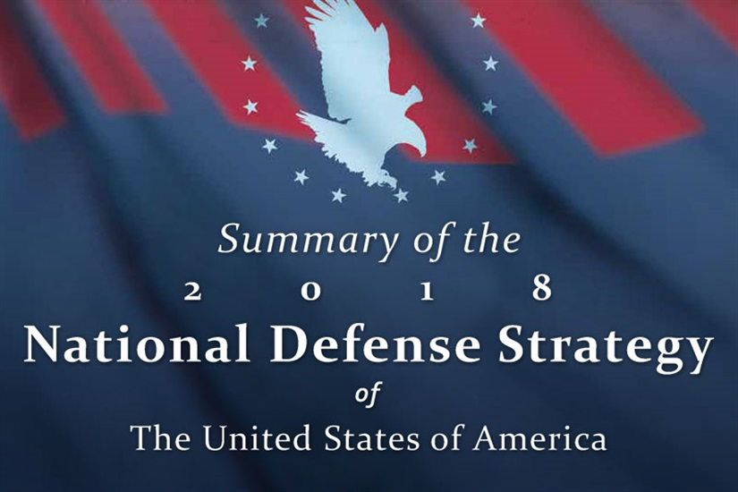 Image of National Defense Strategy which links to the document