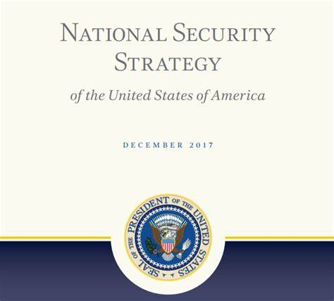 Image of National Security Strategy which links to the document