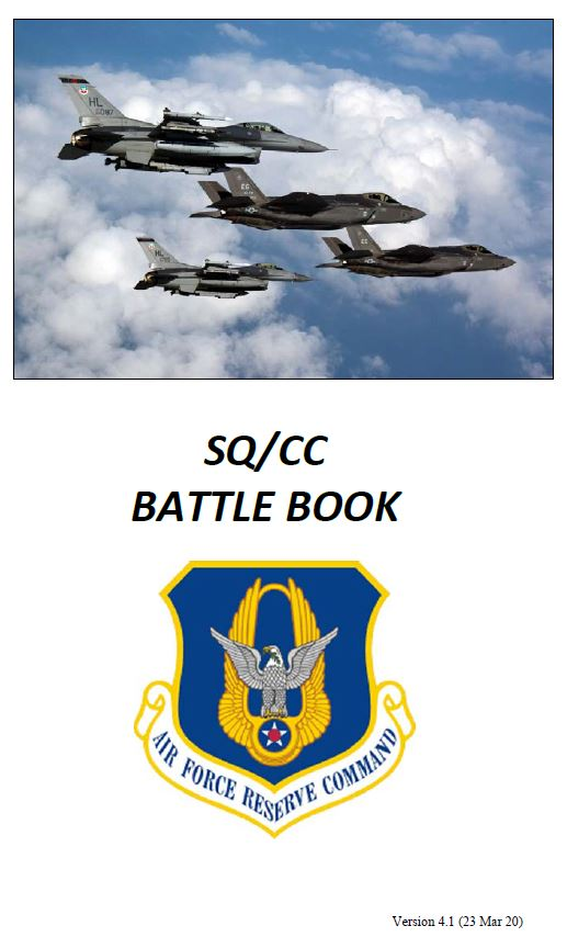 Image of cover of Squadron Commander Battle Book which links to PDF version of the same