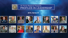 Profiles in Leadership Volume III
