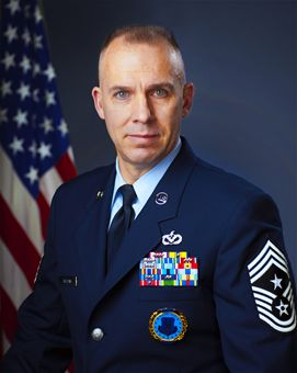 Chief Master Sgt. Thomas Zwelling