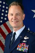 Maj. Gen. Eric S. Overturf