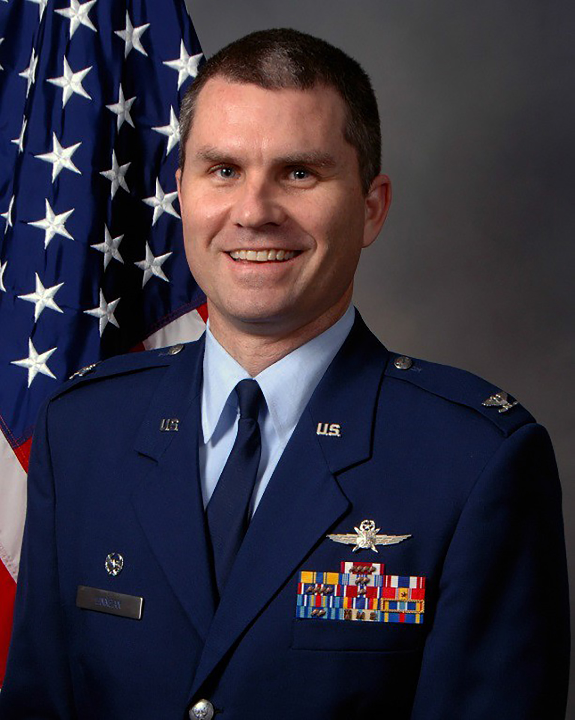 Col. Christopher Nick