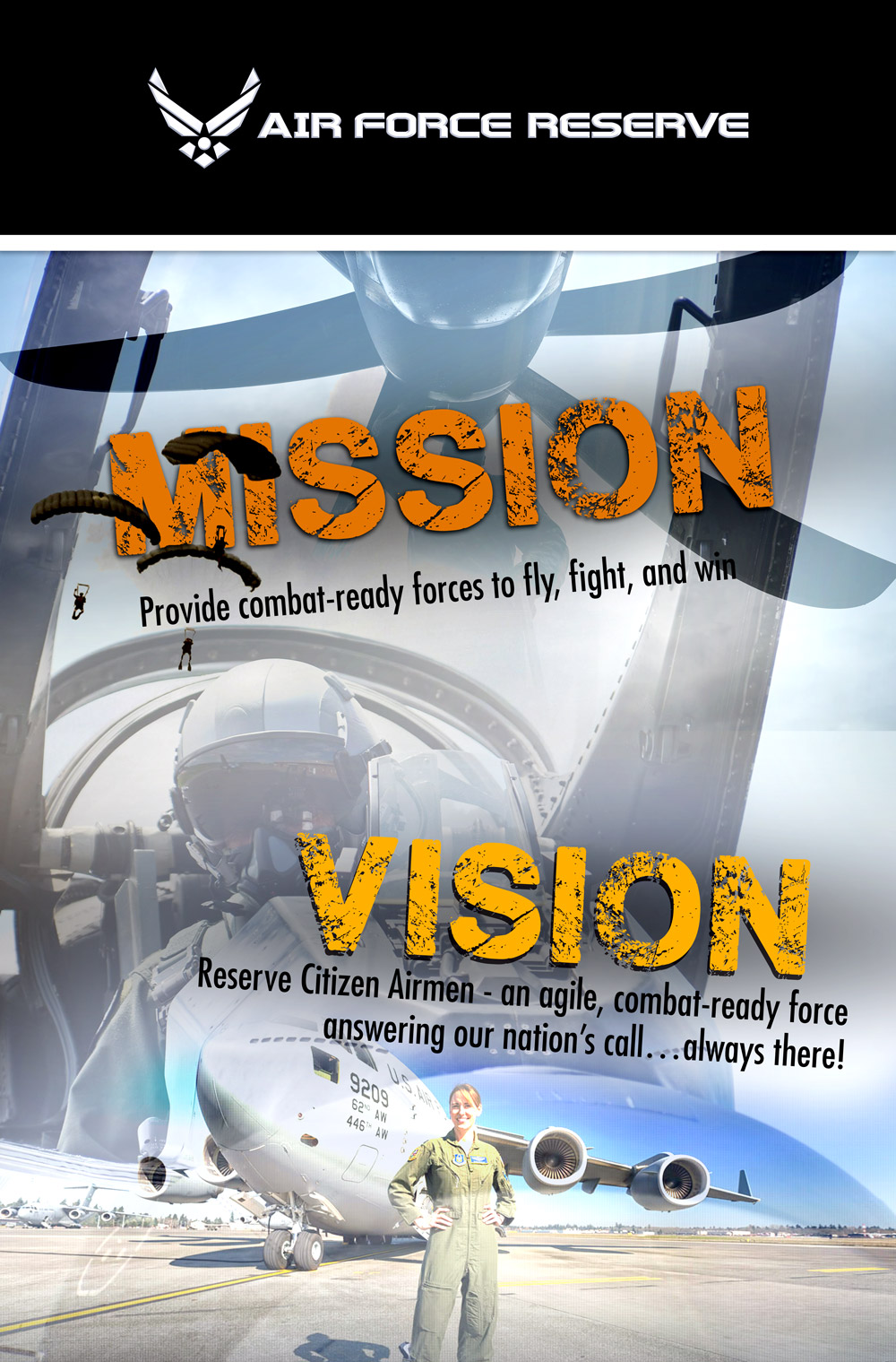 AFR Mission and Vision Statement