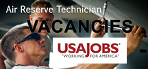 Air Reserve Technician job vacancies on USAJobs.gov