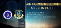 AF Reserve Mission Briefing